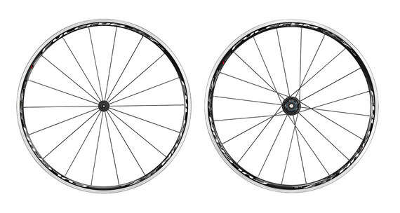 Fulcrum Racing 7 LG - Roue - Campagnolo blanc/noir